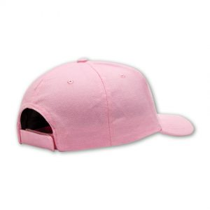 back shot of pink kakiebos ladies cap