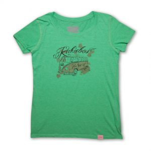 mint melange clothing ladies t-shirt